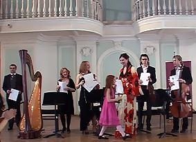 Фестиваль камерной вокальной музыки им. Надежды Юреневой